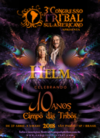 Poster for Dance Festival in Sao Paulo